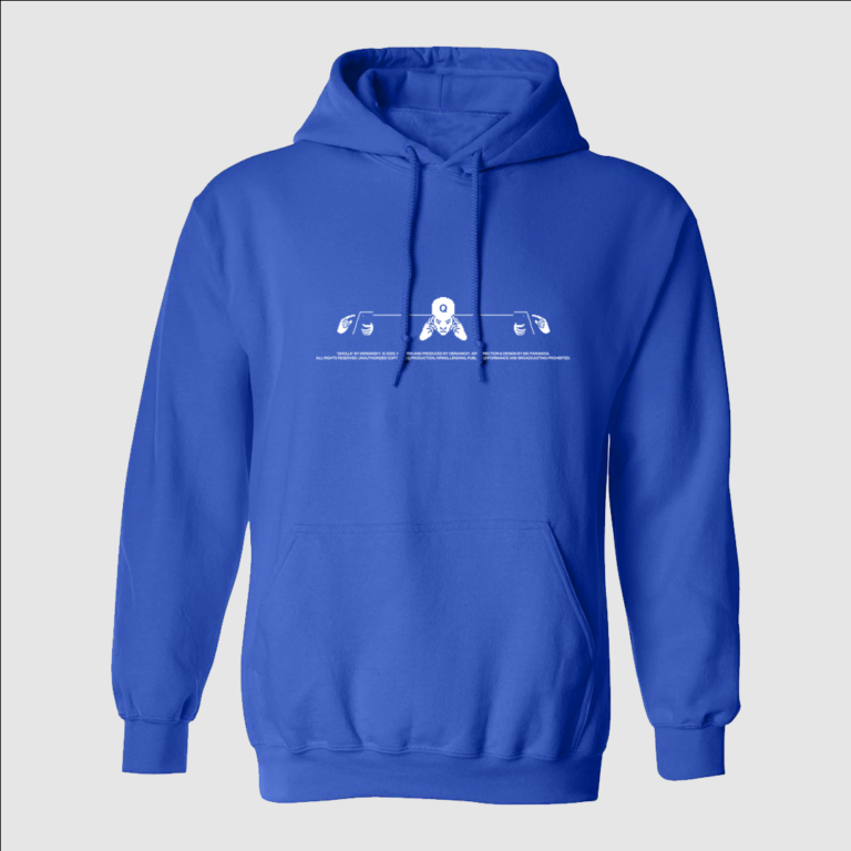 FAILED DOWNLOAD HOODIE FRONT